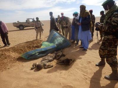 44 Nigerian, Ghanaian migrants dies in Sahara Desert