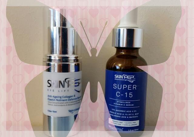 SKINPEP Super C-15 i Eye Lift serum - recenzja