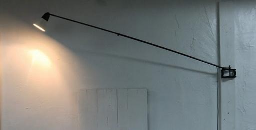 Wo And W 201 Collection Lampe Potence Pivotante Articul 233 E