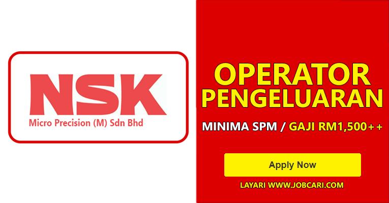 NSK Micro Precision