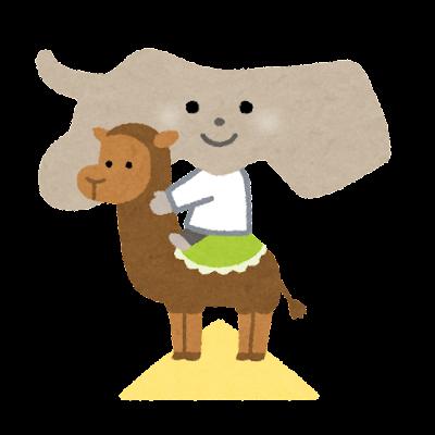 鳥取県のキャラクター