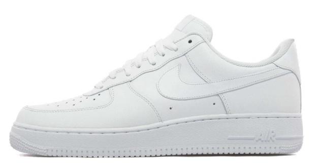 Termahal Kedua Sepatu Air Force 1 by Nike IDR 723 Juta