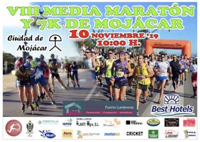 media maratón mojácar