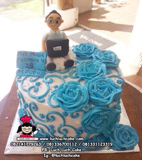 Kue Tart Ulang Tahun Untuk Suami
