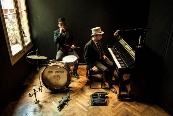 "OPERA CHAOTIQUE: Video για το νέο τους τραγούδι ""Μέγας Ανατολικός"", ft. Μίλτος Πασχαλίδης & Roy Smila"