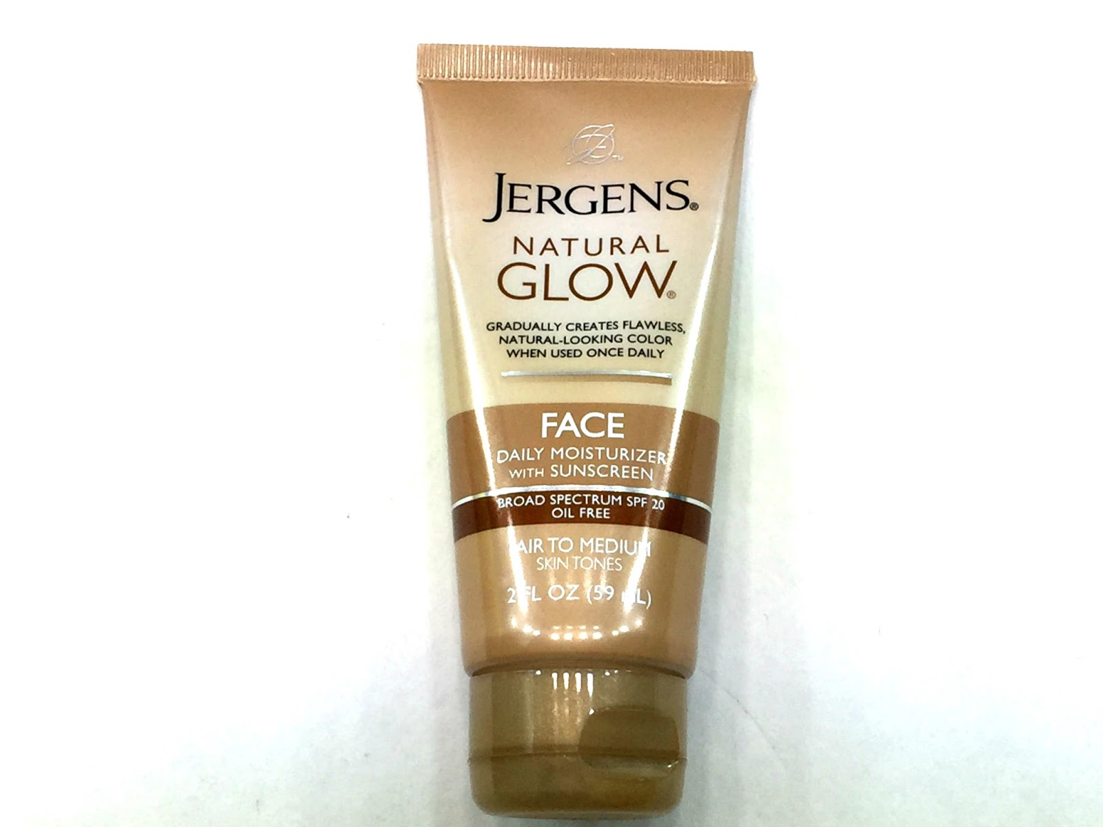 Jergens Natural Glow On Face Yahoo