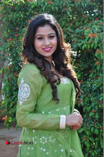 Actress Manaali Rathod Latest Pictures in Green Dress  0033.JPG