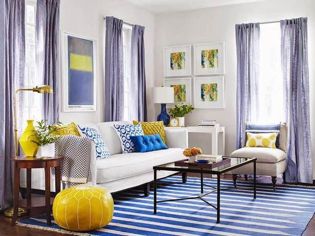 id es pour cr er un salon contemporain d coration salon. Black Bedroom Furniture Sets. Home Design Ideas