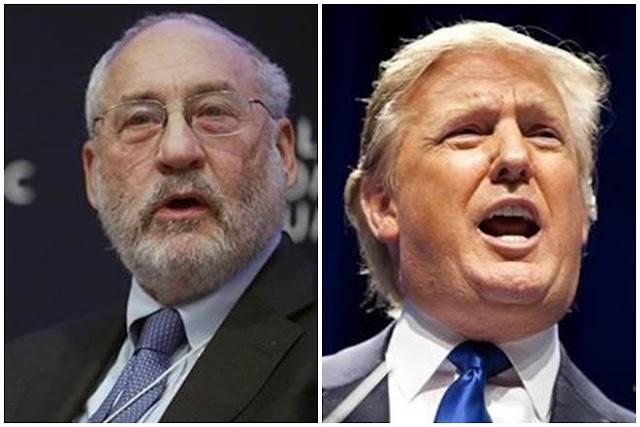 Γιόζεφ Στίγκλιτς: Η ασυδοσία των ισχυρών προκάλεσε την «εξέγερση» με την εκλογή Τραμπ