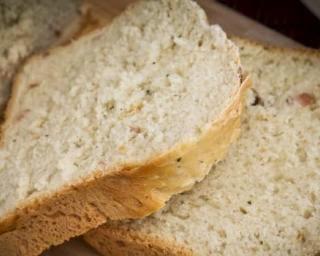 SANS GLUTEN SANS LACTOSE: Pain au four sans gluten - vegan