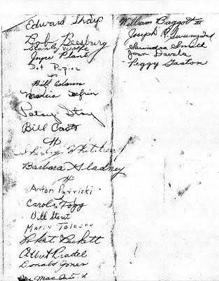 TOM GLOVER'S HAMILTON LIBRARY SCRAPBOOK: LOCAL HISTORY