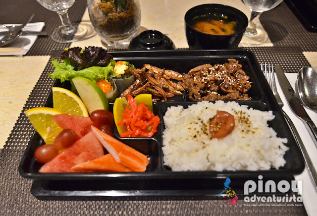 Bento Box Dinner Seda Nuvali