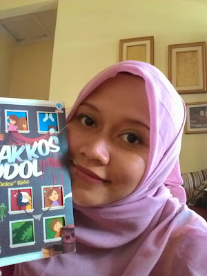 Behind The Book: Anak Kos Dodol Horor!