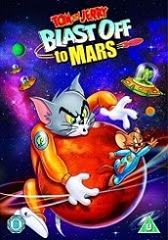 Tom Và Jerry Mắc Kẹt Ở Sao Hỏa - Tom Và Jerry Full 2013 Poster