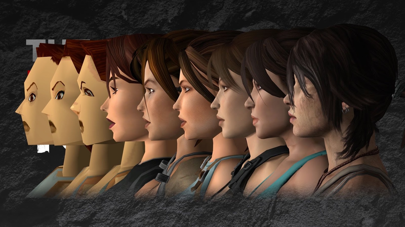 """Image result for tomb raider side by side old and new"""""""