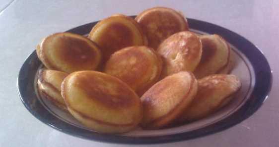 Resep kue kamir