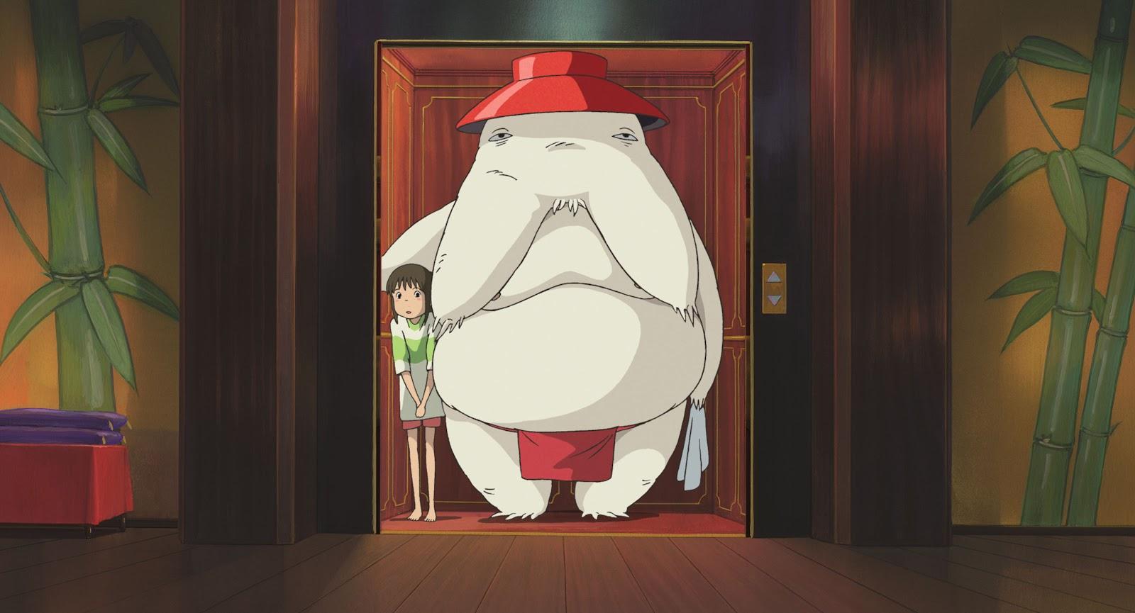 DubSub - Anime Reviews: Spirited Away Anime Movie Review