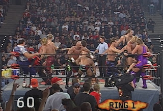 WCW World War 3 1998 - The World War 3 Battle Royal