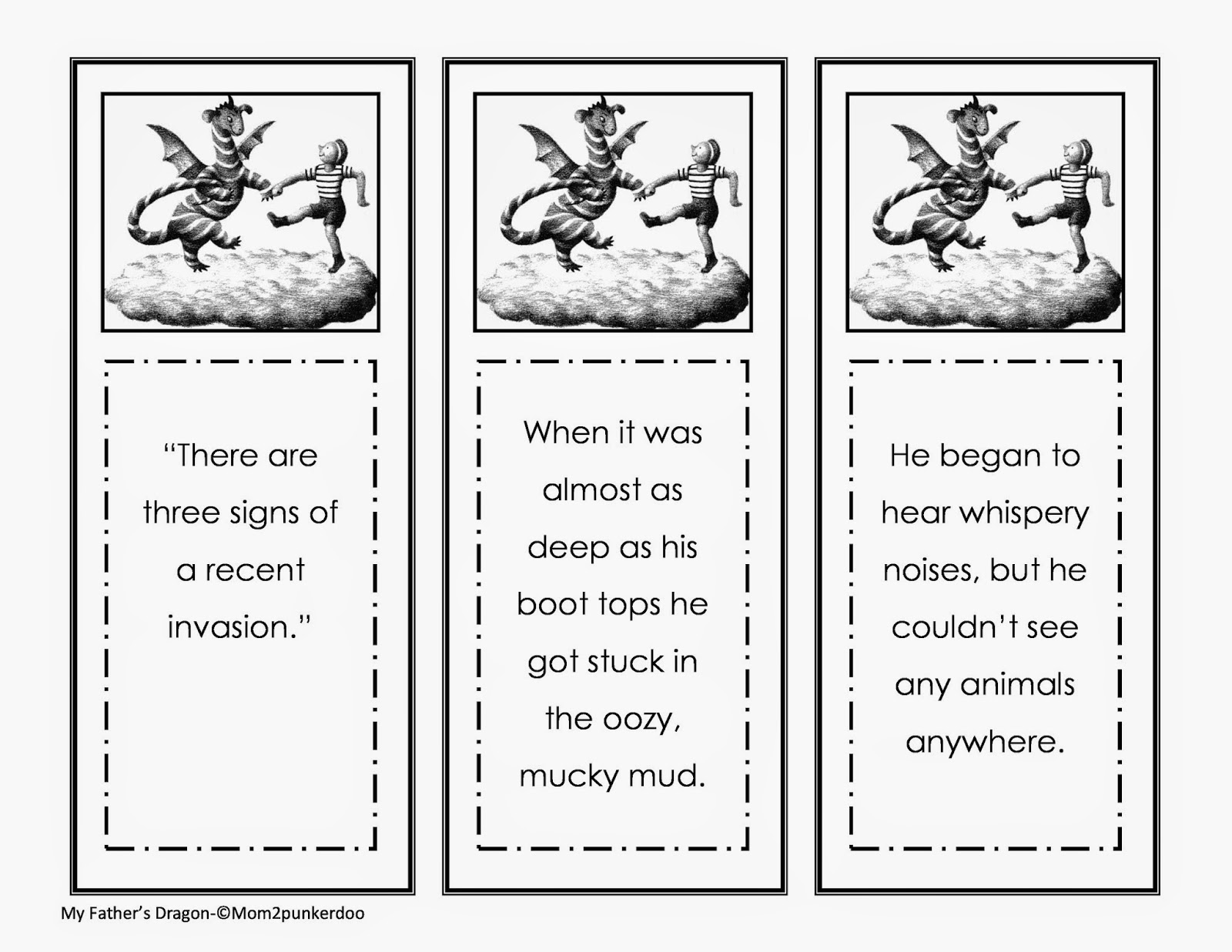 my father's dragon quotes