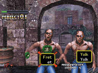Screenshot 1 The Typing Of The Dead