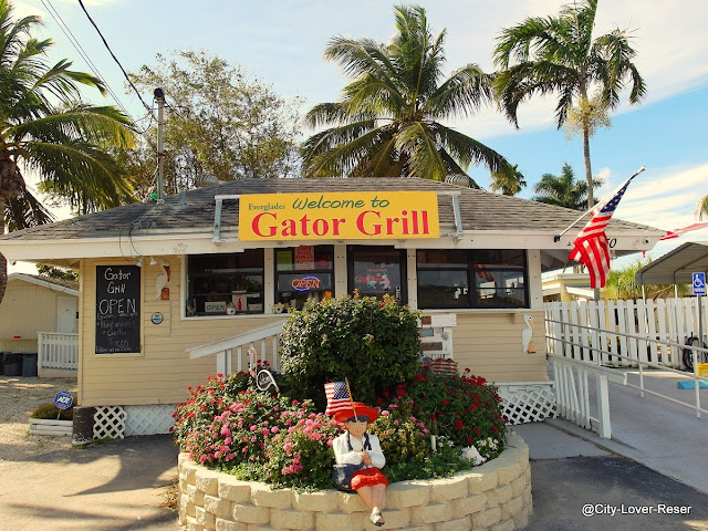 Gator Grill - Florida