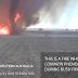 Κάμερα κατέγραψε το σπάνιο φαινόμενο ενός πύρινου ανεμοστρόβιλου (Βίντεο)