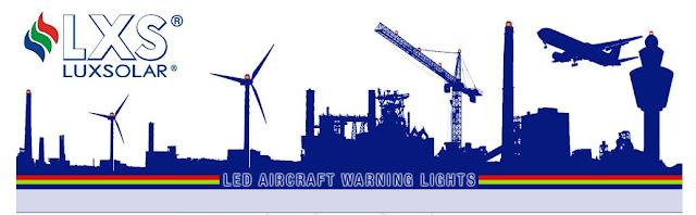 Luxsolar uçak ikaz lambaları