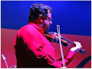 Emerson Kretschmer toca 'Verano Porteño', de Astor Piazzolla