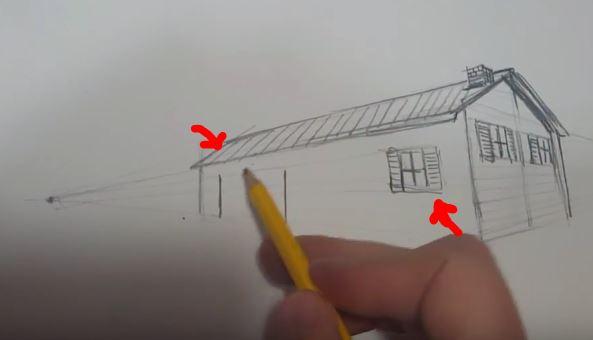 Corso di grafica e disegno per imparare a disegnare for Disegnare una piantina di casa