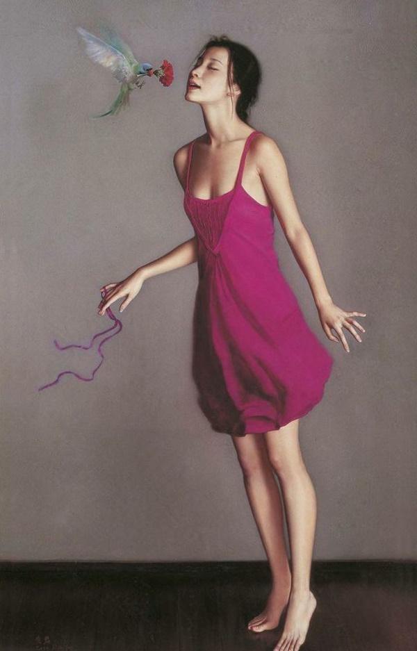 ~ Li Guijun ~ | Iperrealismo, Arte e Arte della pittura