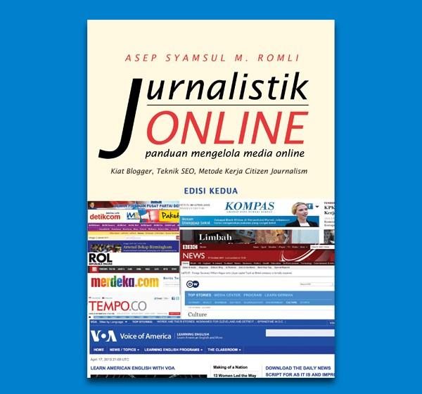 Buku Jurnalistik Online Edisi II