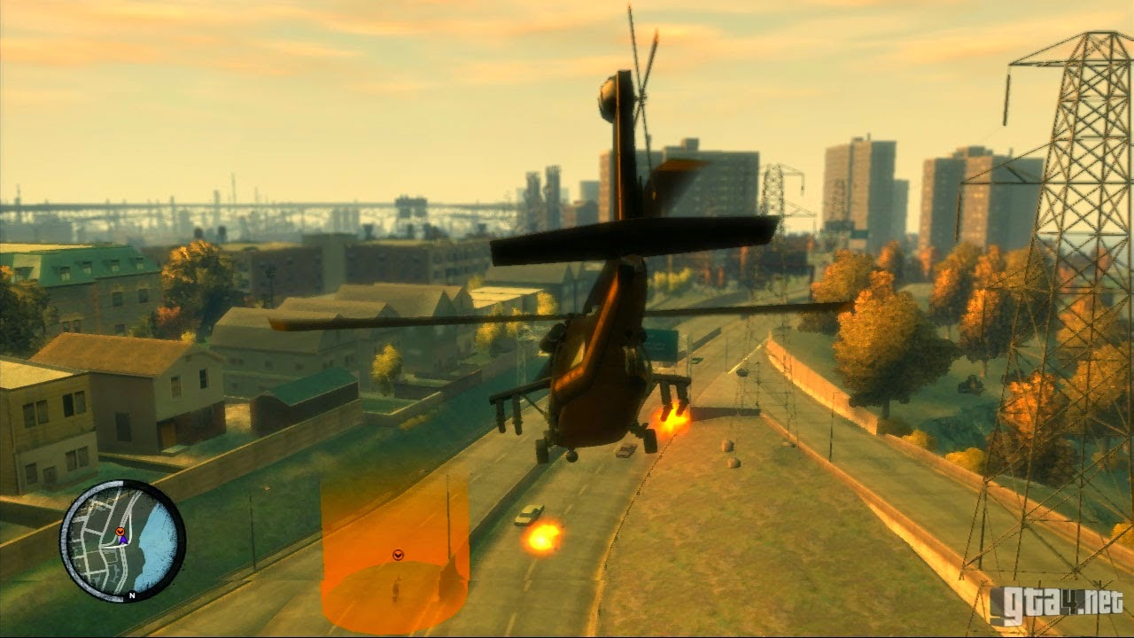 Pc Game Grand Theft Auto IV Free Download Full Version
