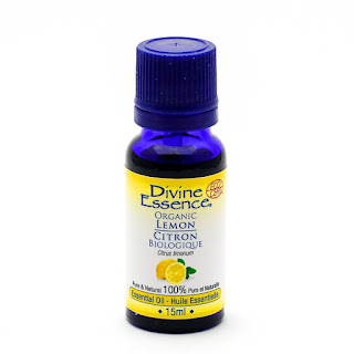 Lierre Medical Lemon Organic Essential Oil 15ml,DIVINE ESSENCE