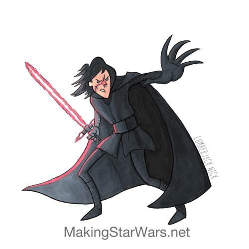 Os novos rumores (e talvez spoilers) de Star Wars: Os ...