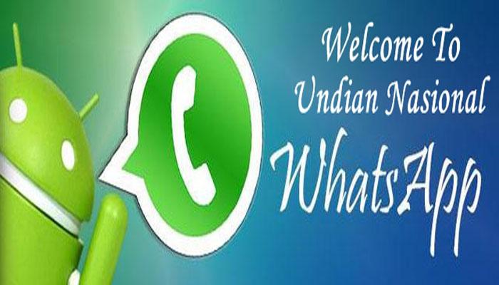 Penipuan Undian Whatsapp