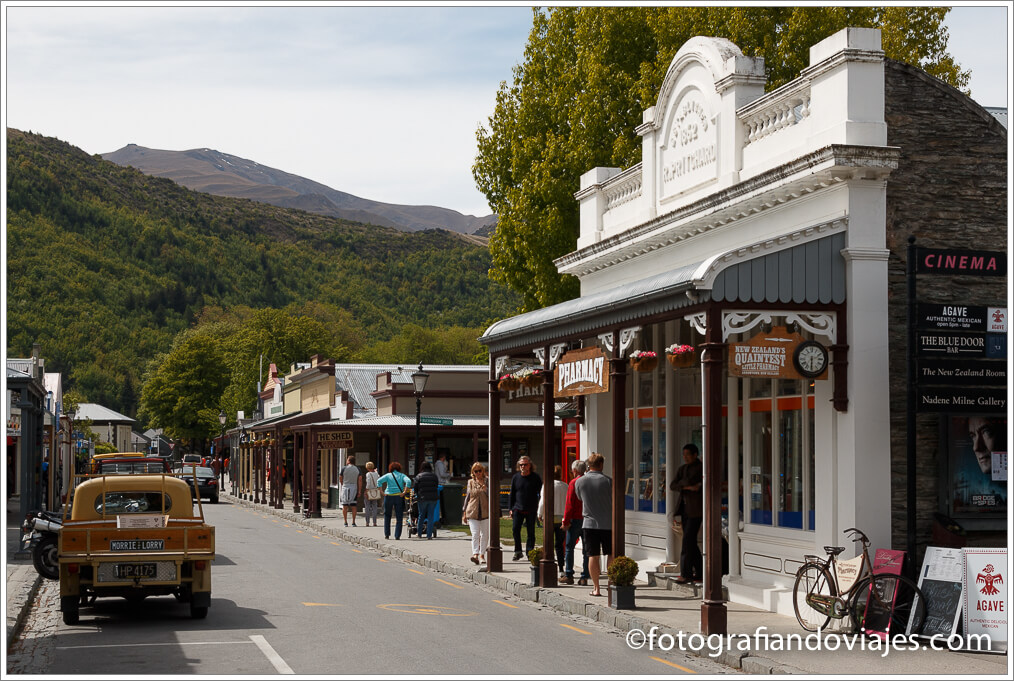 Arrowtown en 2015