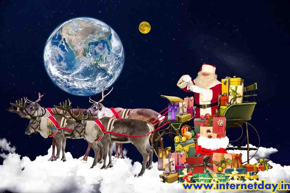 Christmas History In English Christmas Celebration Internet Day