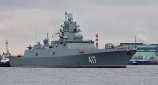 Frigat Admiral Gorshkov