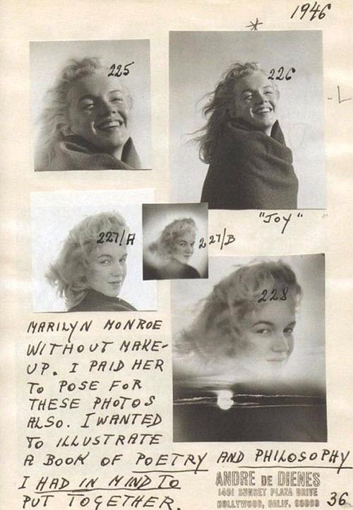 Marilyn Monroe, Σπάνιες Φωτογραφίες, 20 Ετών - 19