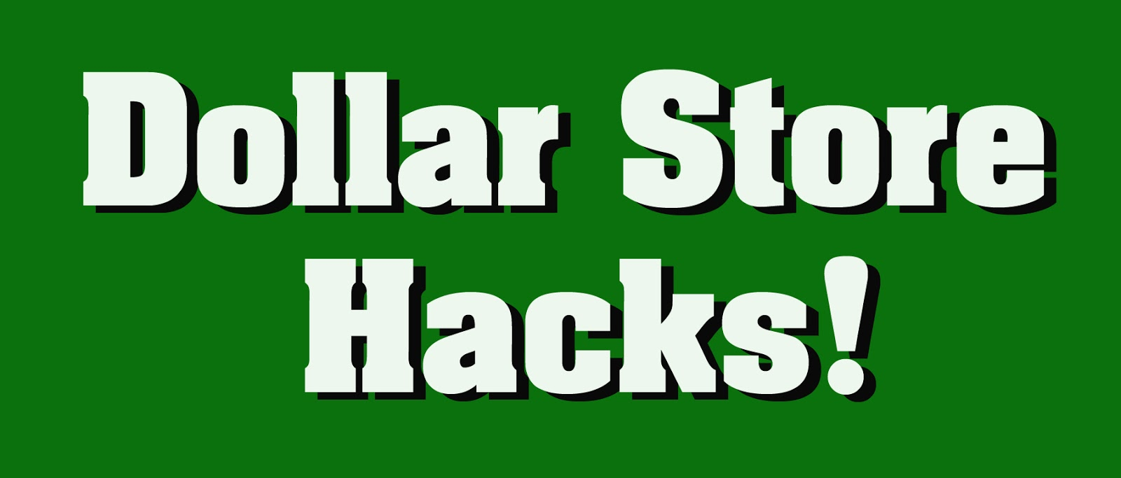 dollar store hacks silhouette cutting
