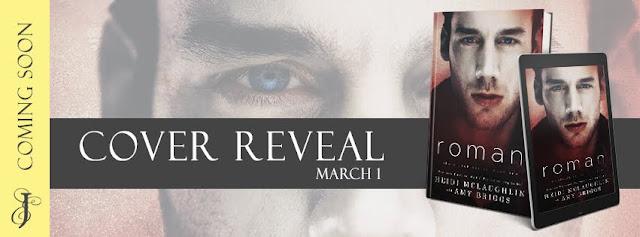 [Cover Reveal] ROMAN by Heidi McLaughlin @HeidiJoVT & Amy Briggs @amybriggs23 @EJBookPromos #TheUnratedBookshelf