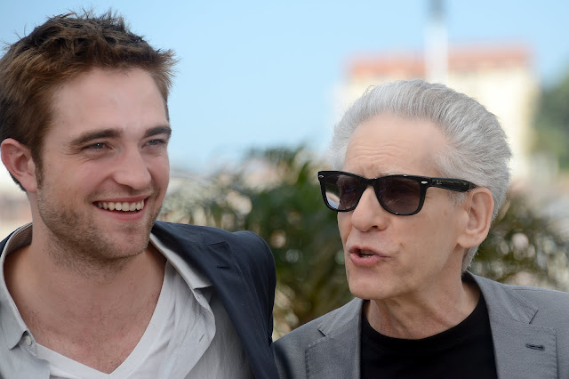 Lutzbonepatstew Rob And Cronenberg To Ring The Nyse