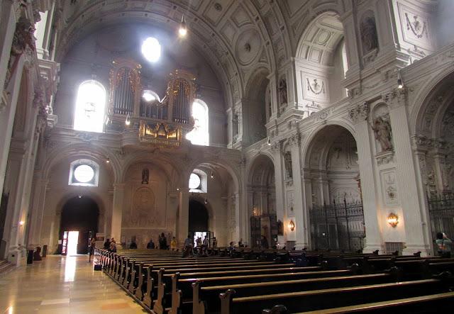 Igreja de São Miguel - O que ver em Munique Alemanha