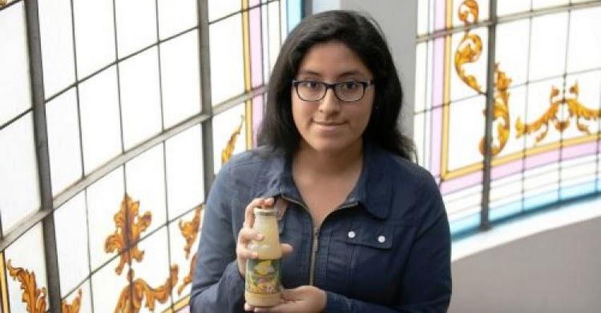 VITAQÜIN POWER: La bebida de quinua, piña y membrillo creada gracias a Beca 18