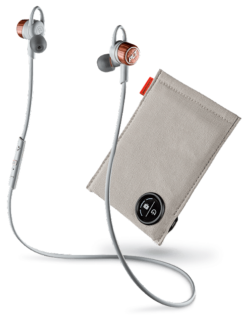 Wireless headphones - Plantronics BackBeat GO 3