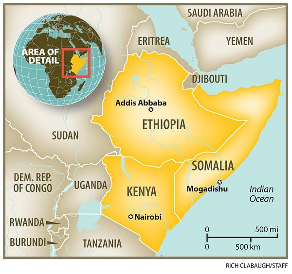 Horn Of Africa 57