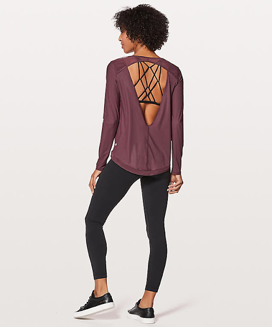 lululemon mix-and-mesh-ls
