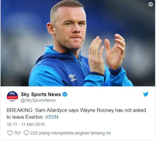 Sky Sports Rooney