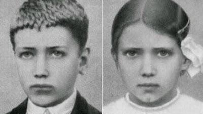 Sts. Francisco & Jacinta Marto