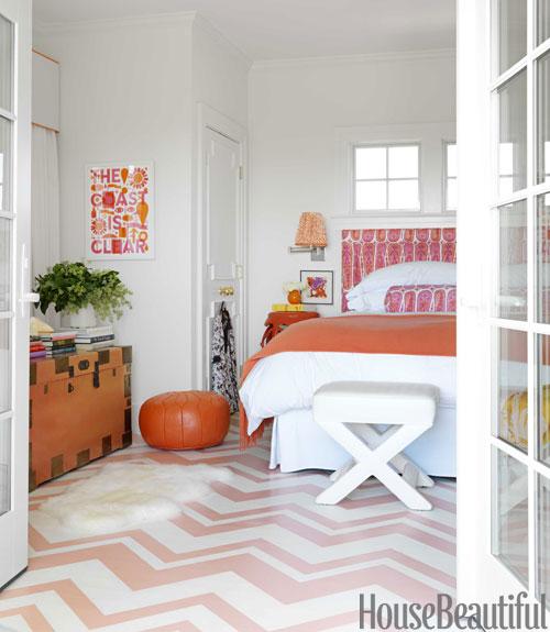 Bedroom Floor Tiles Bedroom Bedsheets Bedroom Yellow And Green Bedroom Bay Window Seat: Dwellers Without Decorators: Tear Sheets Of The Week